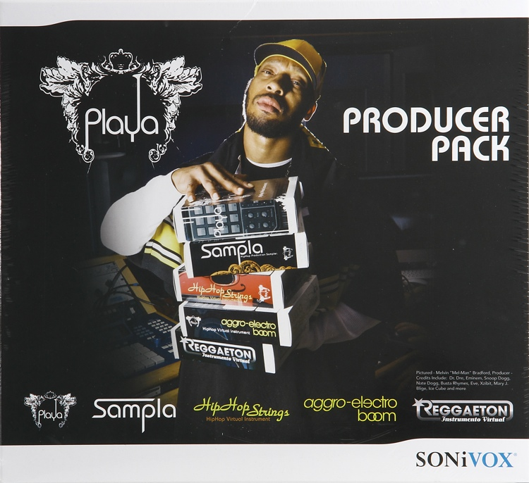 SONiVOX Playa Producer Pack image 1