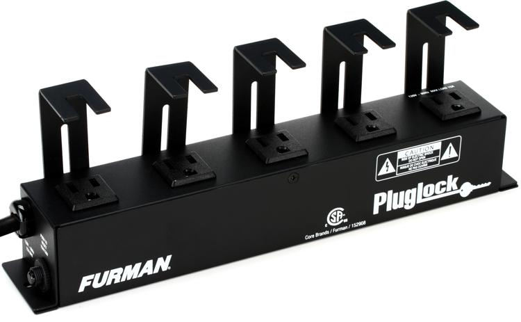 Furman Plug Lock image 1