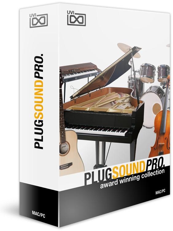 UVI Plugsound Pro image 1