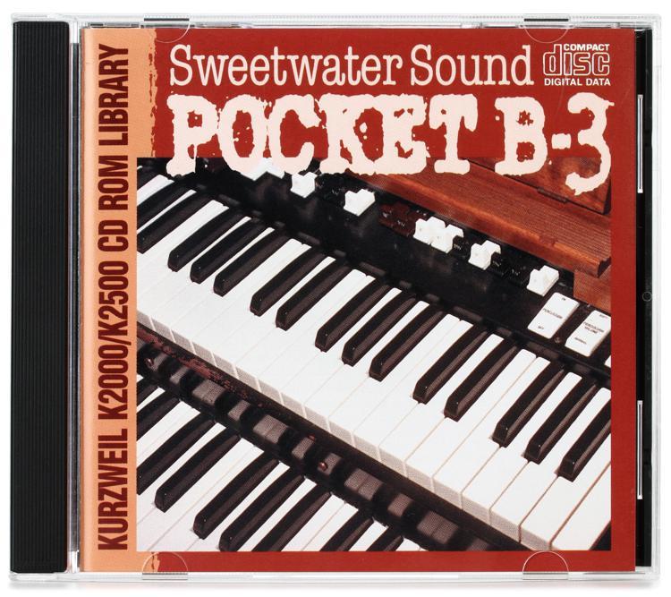 Sweetwater Pocket B-3 CD image 1