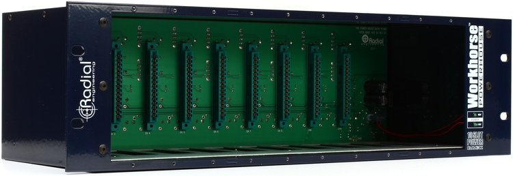 Radial Workhorse Powerhouse 500-series 10-slot Frame image 1