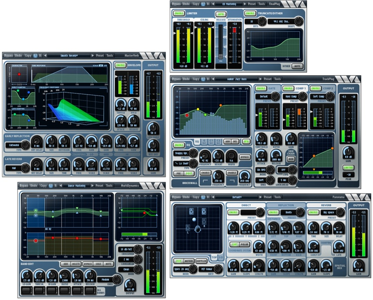 WaveArts PowerSuite 5 Plug-in Bundle image 1