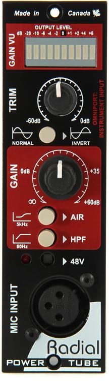 Radial PowerTube Microphone Preamp image 1