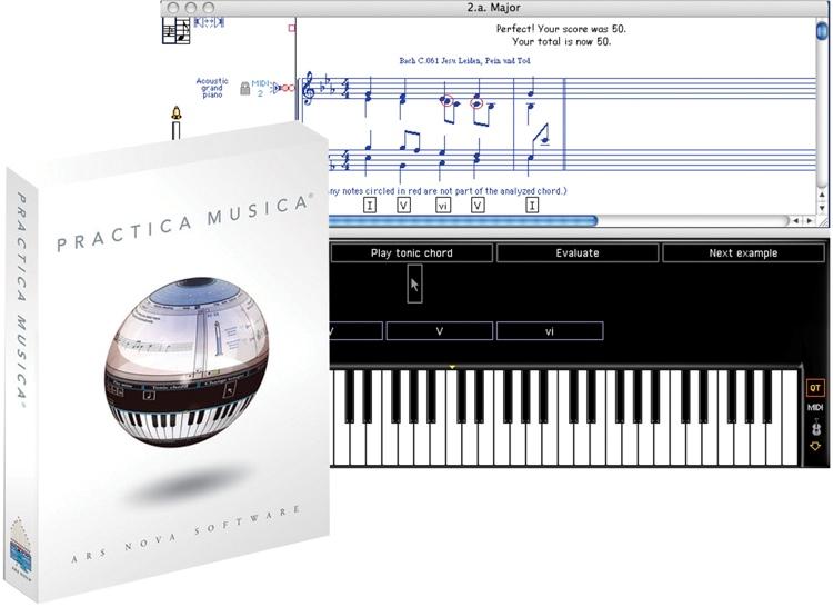 ARS Nova Practica Musica 6 image 1