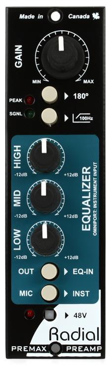 Radial PreMax Microphone Preamp image 1
