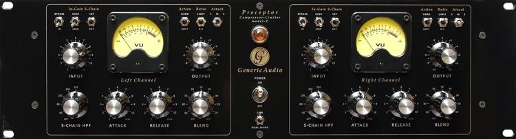 Gem Audio Labs Preceptor Model-T - Transparent image 1