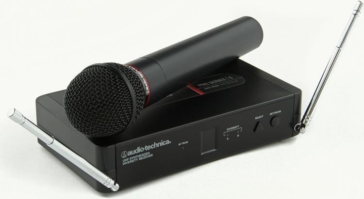 Audio-Technica PRO-502 - Handheld System image 1