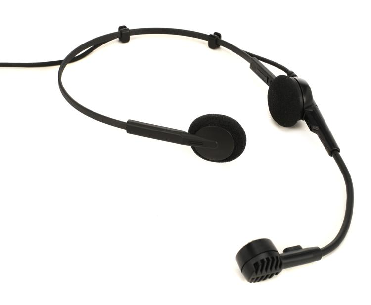 Audio-Technica PRO8HEx Dynamic Headset Mic with XLR Connector image 1
