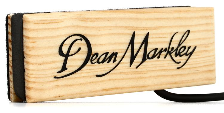 Dean Markley 3011 ProMag XM Single Coil Acoustic Sound Hole Pickup with End Plug image 1