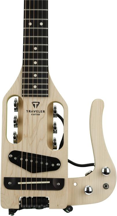 Traveler Guitar Pro-Series - Natural Satin image 1