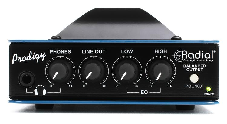 Radial Headload Prodigy Speaker Load Box w/DI and EQ image 1