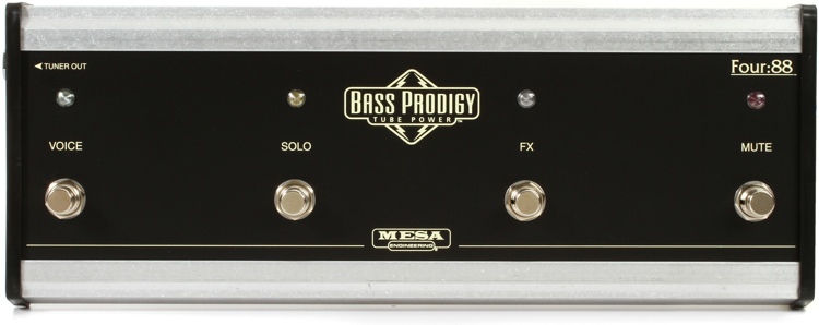 Mesa/Boogie Footswitch for Prodigy Four:88 Bass Head image 1