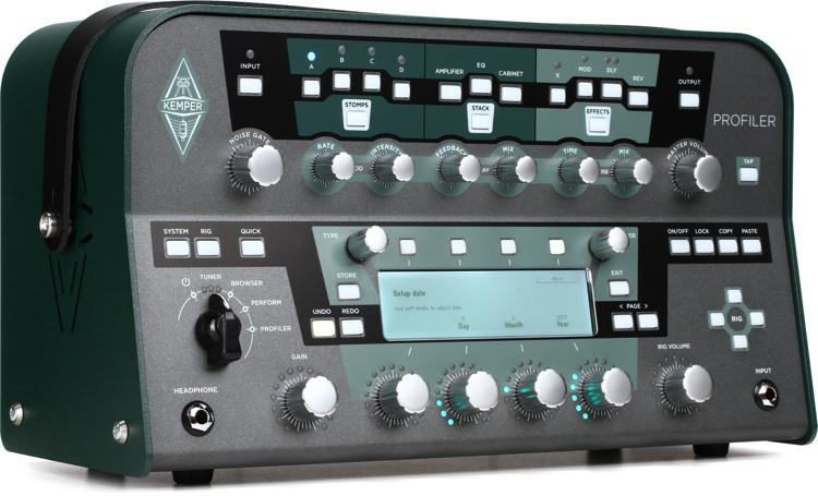Kemper Profiler Power Head - 600-watt Profiling Head image 1