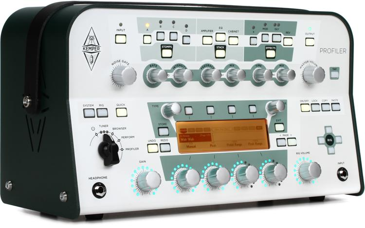 Kemper Profiler Head - White image 1