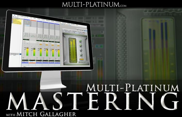 Multi Platinum Project Studio Mastering Interactive Course image 1