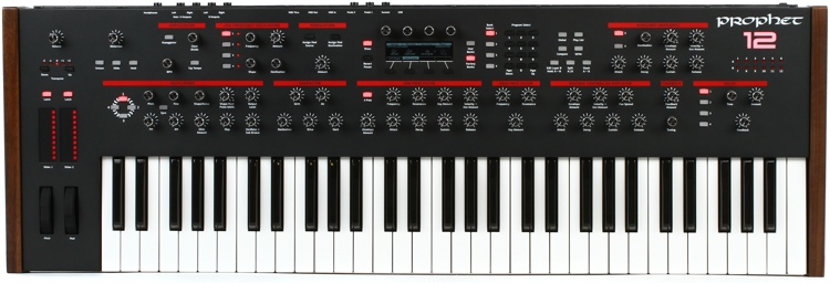 Dave Smith Instruments Prophet 12 61-key Synthesizer image 1