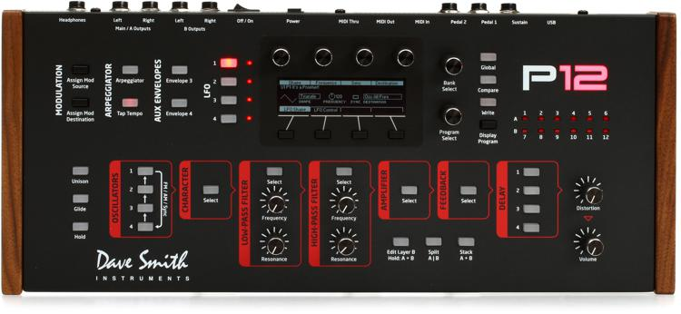 Dave Smith Instruments Prophet 12 Module image 1