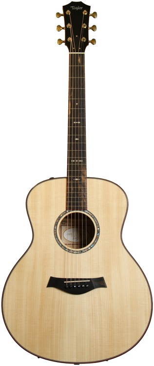 Taylor Grand Symphony Purple Heart - Natural image 1