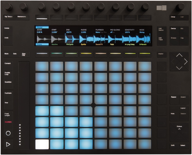 Ableton Push 2 with Live 9.5 Suite image 1