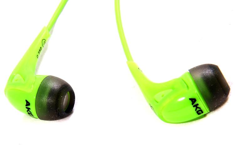 AKG Quincy Jones Q350 - Green image 1