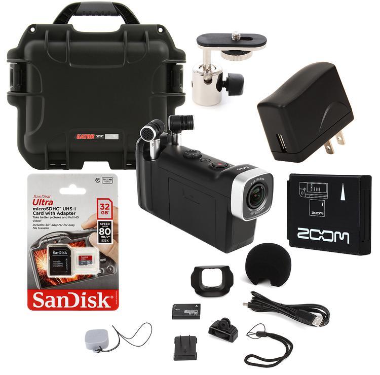 Zoom Q4n Handy Video Camera Starter Package image 1