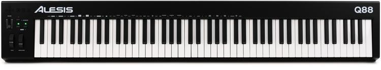 Alesis Q88 Keyboard Controller image 1