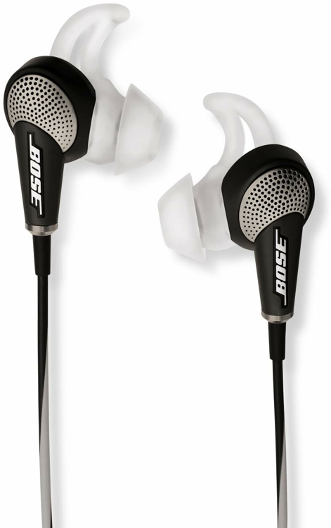 Bose QuietComfort 20i Acoustic Noise Cancelling headphones image 1