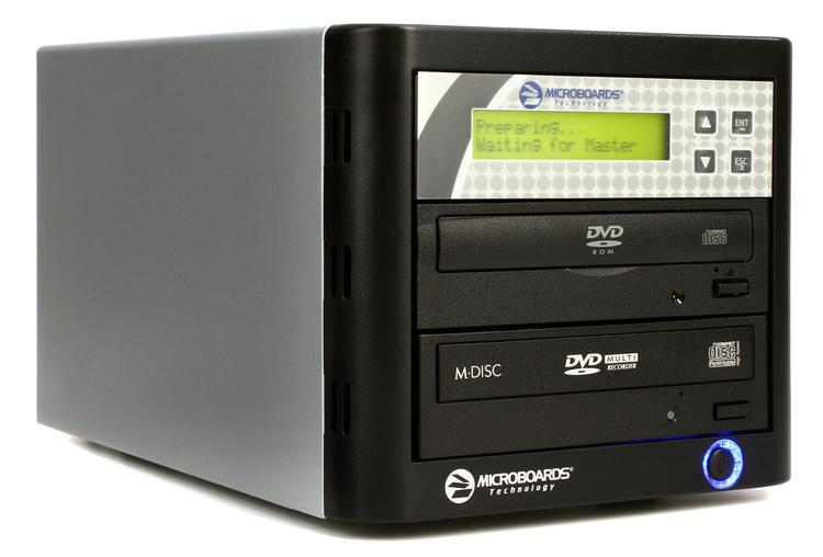 Microboards Quick Disc QD-DVD - 1 to 1 image 1