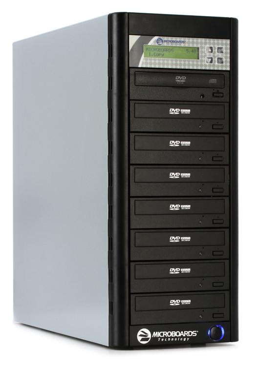 Microboards QD-DVD-127 - 1 to 7 image 1