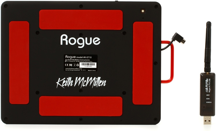 Keith McMillen Instruments Rogue Wireless MIDI Accessory for QuNeo image 1