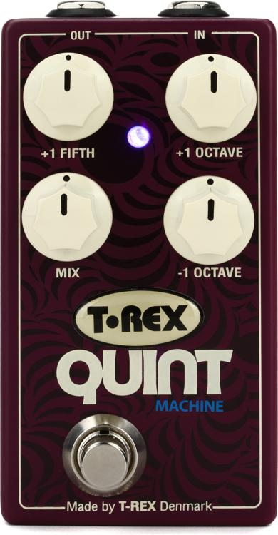 T-Rex Quint Machine Four-tone Generator Pedal image 1
