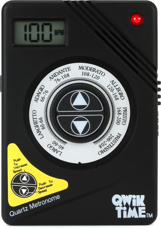 Qwik Time QT-3 Metronome image 1