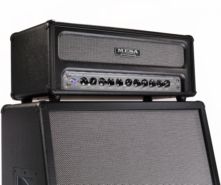 Mesa/Boogie Royal Atlantic RA-100 100-Watt Tube Head image 1