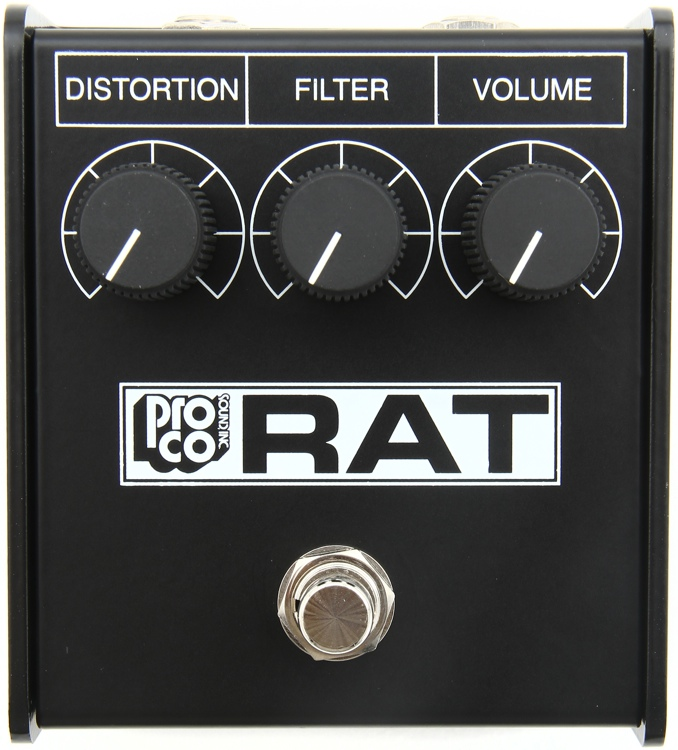 Pro Co Limited Edition Reissue \'85 Whiteface RAT image 1