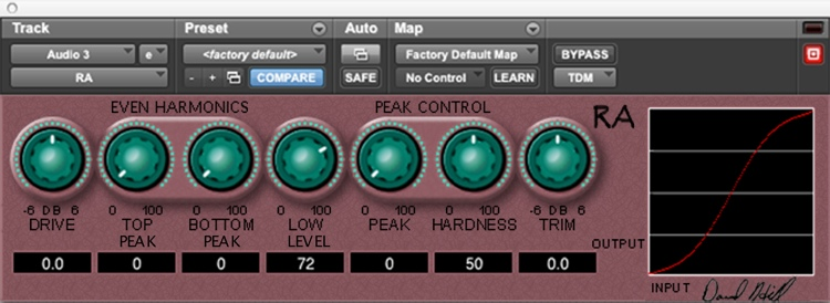 Dave Hill Designs RA II Plug-in image 1