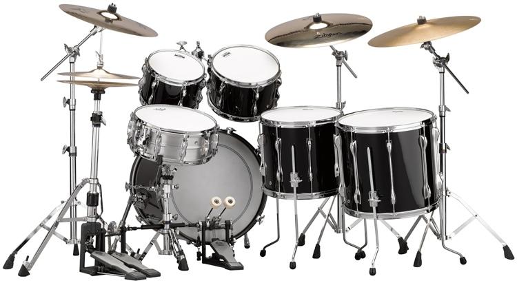 Yamaha Recording Custom Series Shell Pack - 5-pc w/22