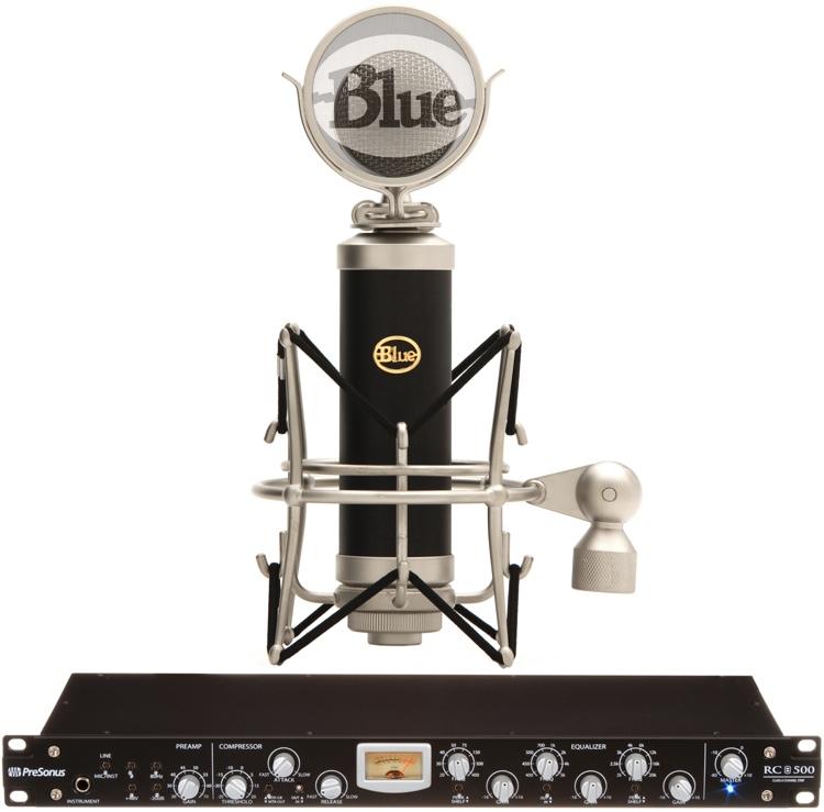 PreSonus RC 500 with Blue Baby Bottle - Mic Month Bundle image 1