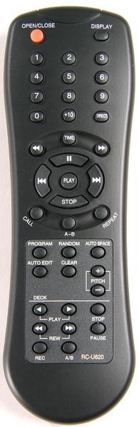 Denon RCU-620 image 1