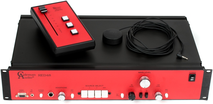 Coleman Audio RED48 Summing Console image 1