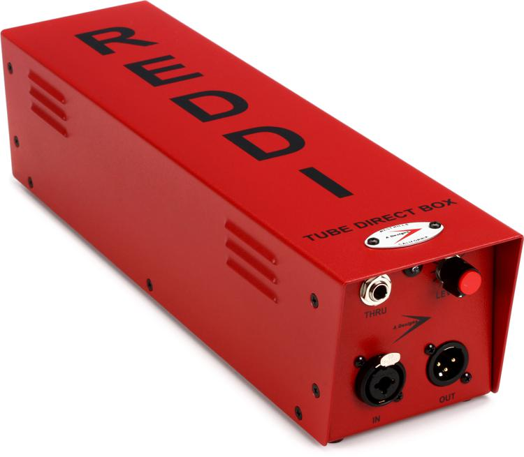 A Designs REDDI 1-channel Tube Direct Box image 1