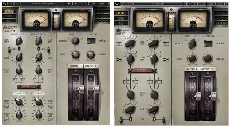 Waves Abbey Road Studios REDD Plug-in image 1