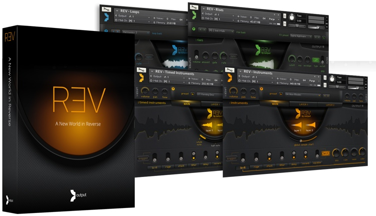 Output REV Reverse Instrument Suite image 1