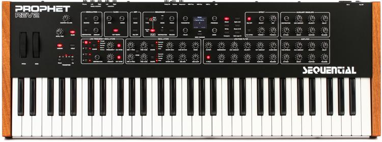 Dave Smith Instruments Prophet Rev2 16-voice Polyphonic Analog Synthesizer image 1