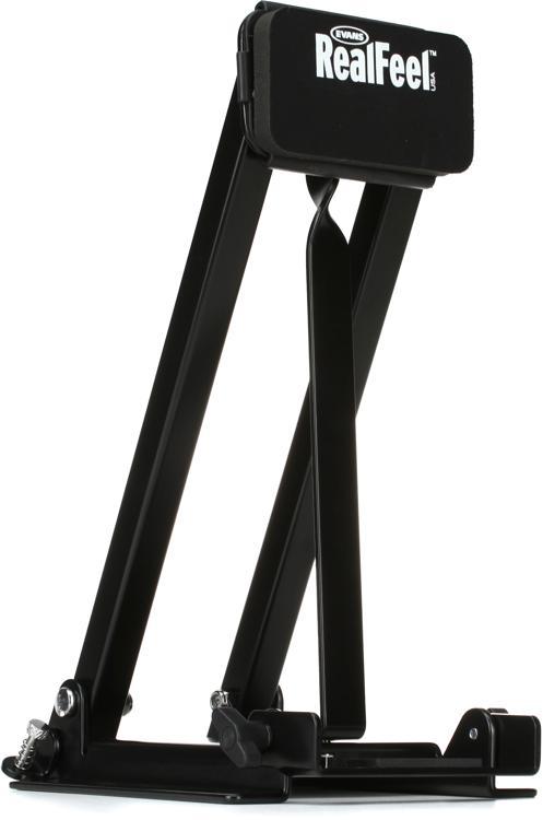 Evans RealFeel Folding Bass Pedal Practice Pad image 1