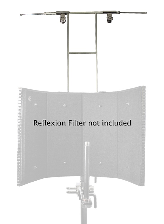 sE Electronics Reflexion Filter Music Stand image 1