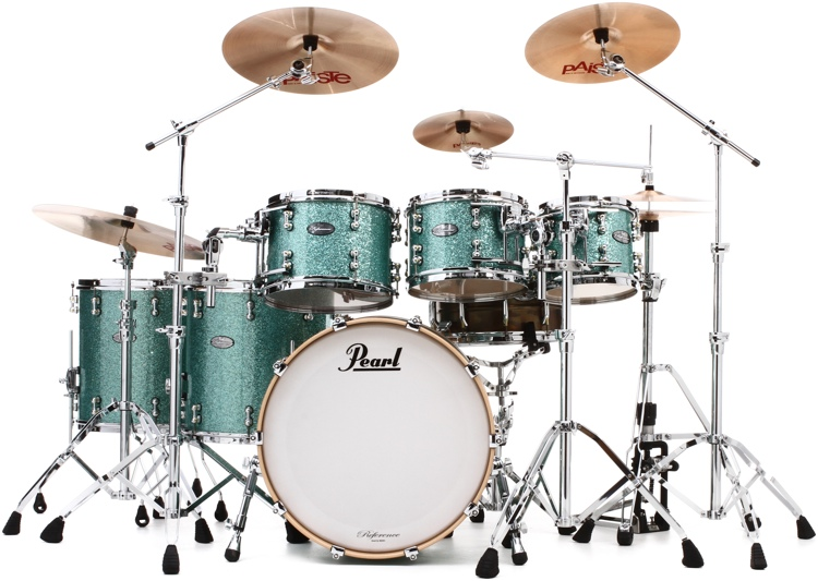 Pearl Music City Custom Reference Pure Shell Pack