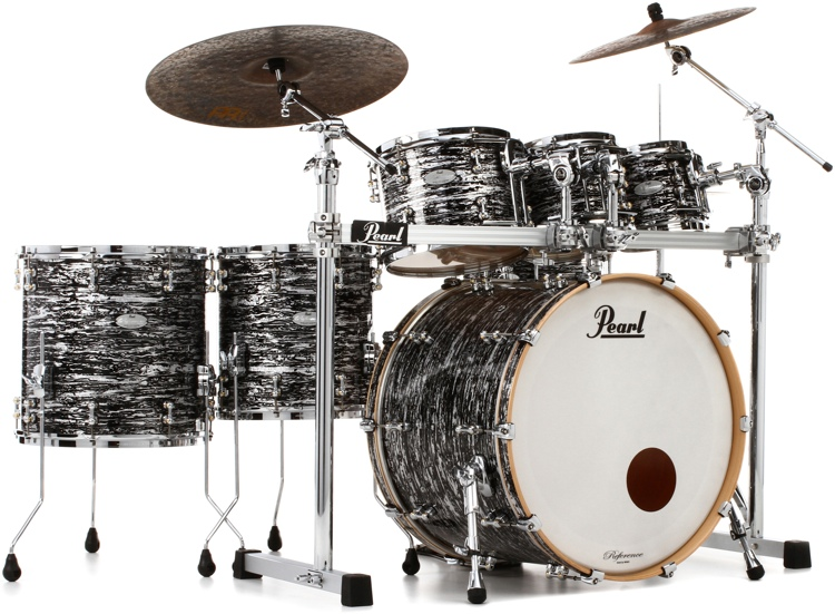 Pearl MCC Reference Pure Shell Pack With Matching Snare - 7-piece w/24