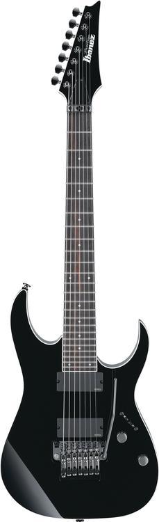 Ibanez RG2627ZE - Prestige RG 7-String, Black image 1