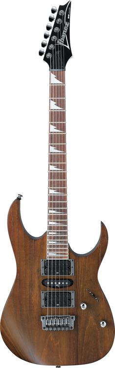 Ibanez RG471AH - Ash Body, Walnut Finish image 1