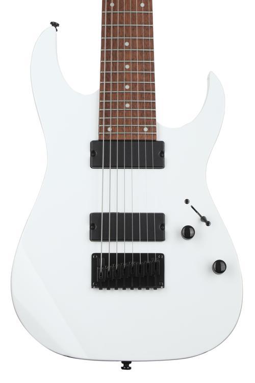 Ibanez RG Series RG8 - White image 1